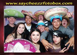 Say Cheezz Foto Booth Photo Booth - Midland