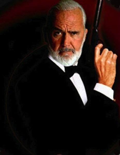 James Bond, Sean Connery,Impersonator,Lookalike