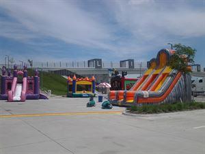 Nebraska Bounce - Party Rentals