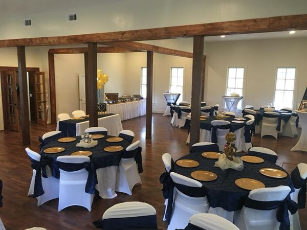 S and R Barn Events