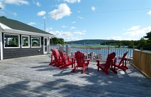 Lakeside Landing, Deck & Dock