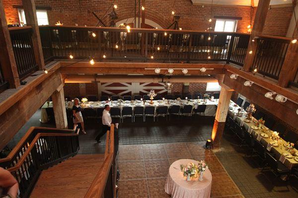 Centennial Barn Cincinnati Oh Party Venue
