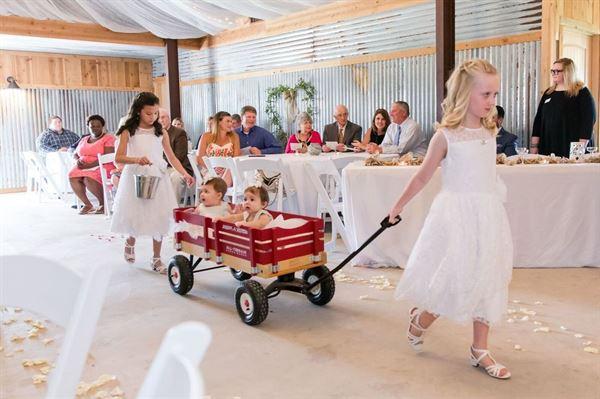 Abilene  C2 B7 Wedding Venues Tangled Hearts Wedding And Event Center