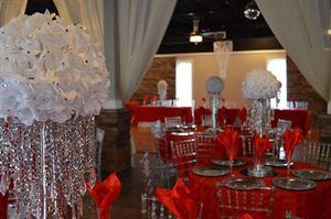 The Chrystal Ballroom