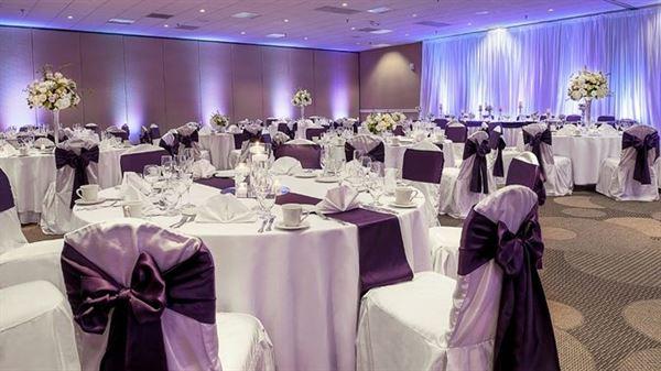 Saint Louis Wedding Venues Doubletree By Hilton Hotel St Westport