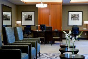 Finance Boardroom