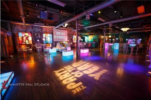 Beat Street Night Club Style Party Room