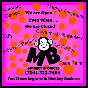 Monkey Business Events and Entertainment