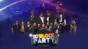Memphis 90s Block Party: Guy, Teddy Riley, Jagged Edge, 112 & Dru Hill