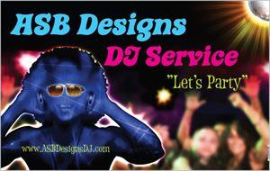 ASB Designs and DJ Service