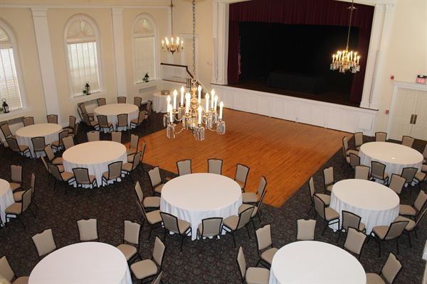 The Barristers Club Allentown Pa Wedding Venue