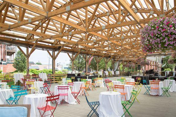 Larkin Square - Buffalo, NY - Wedding Venue