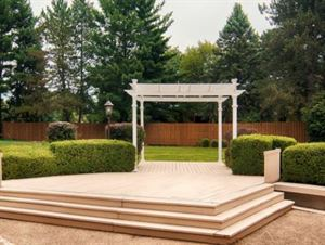Gazebo and Outdoor Space