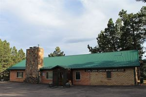 Coal Creek Canyon Improvement Association Hall