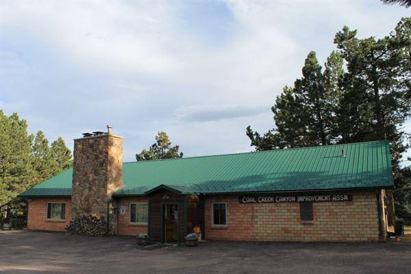 Coal Creek Canyon Improvement Association Hall