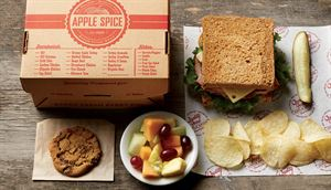Apple Spice Box Lunch Delivery & Catering Nashville, TN