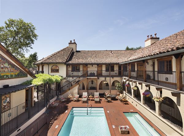 Rancho Caymus Inn