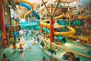 Splash Lagoon Indoor Water Park
