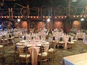Delta Party Barn