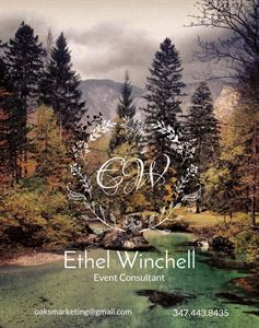 Ethel Winchell - Event Planner
