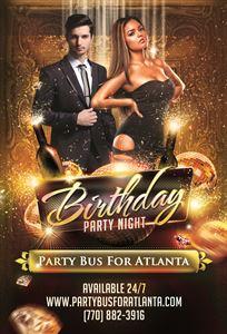 Party Bus For Atlanta ®