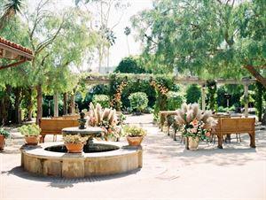Adobe Courtyard