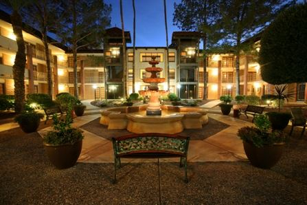 DoubleTree Suites by Hilton Hotel Tucson Airport