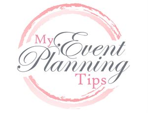 My Event Planning Tips