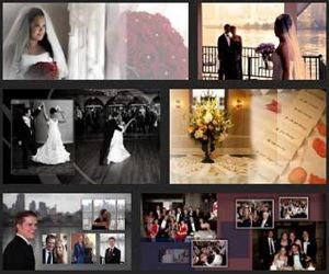 NJ Wedding Photographer Packages