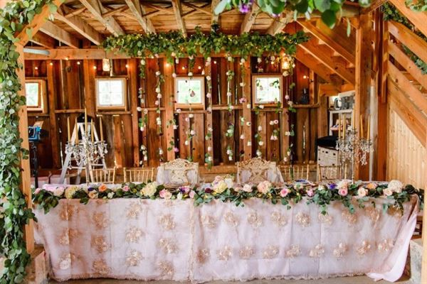 The Glasgow Farm Fredericksburg Va Wedding Venue