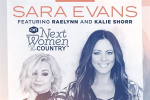 Sara Evans All the Love Tour featuring, RaeLynn, & Kalie Shorr - tixbag