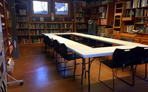 Library Meeting Space