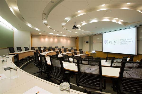Ivey Tangerine Leadership Centre