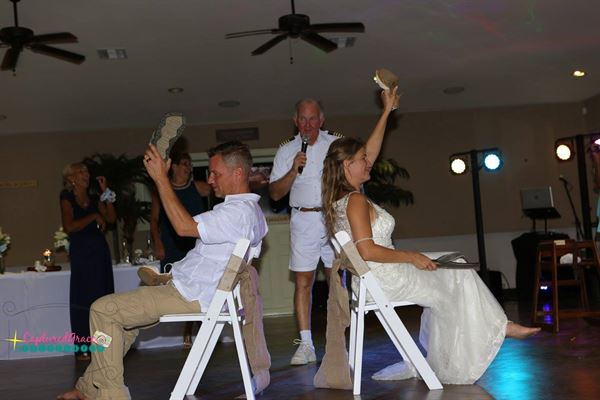 Captain Bill Wedding DJ & Officiant - Navarre