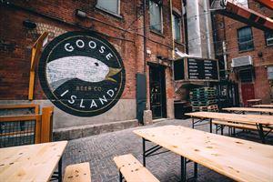 GOOSE ISLAND BEER GARDEN | Capacity: Cocktail/Dining 60
