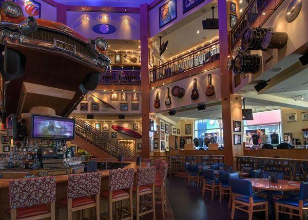 Hard Rock Cafe Hollywood at Universal CityWalk