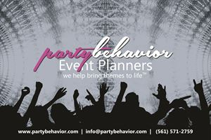 Party Behavior Event Planners