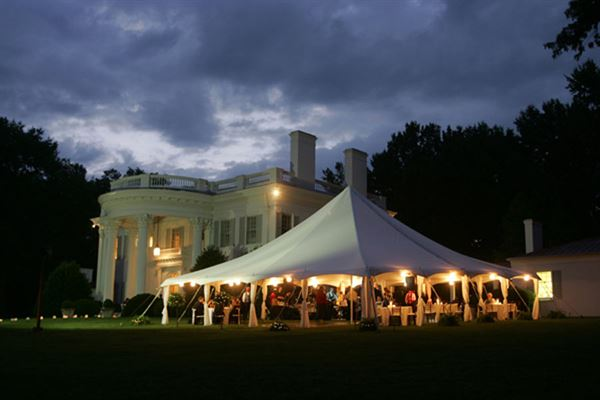Kingsport Wedding Venues Allandale Mansion
