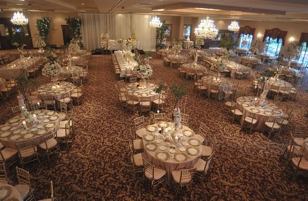 Crystal Gardens Banquet Center Southgate Mi Wedding Venue