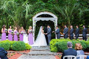 Wintergreen Woods Wedding Pavilion & Reception Hall
