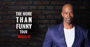 Michael Jr. - The More Than Funny Tour Tickets - TixBag