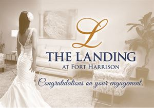 The Landing at Fort Harrison