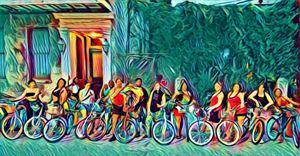 Bridal & Bachelorette Party Bike Ride