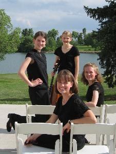 Le Sorelle String Quartet