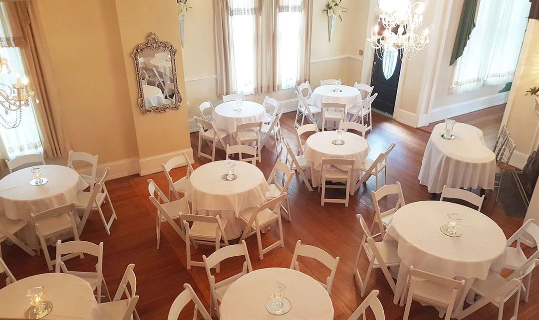 Stanley House Mansion Marietta Ga Wedding Venue