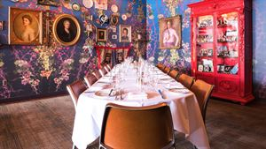 Proof Private Dining Room