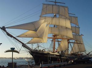 Tall Ship Star of India