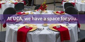 University of Central Arkansas - Conference Services
