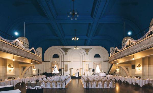 Adrianna Hill Grand Ballroom