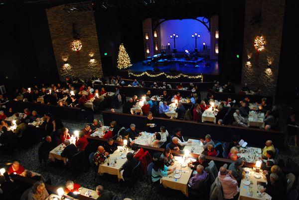 Candlelight Dinner Playhouse